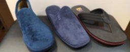 Zapatillas casa hombre tallas grandes